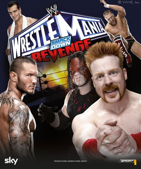 WWE SmackDown! WrestleMania Revenge Tour 2013